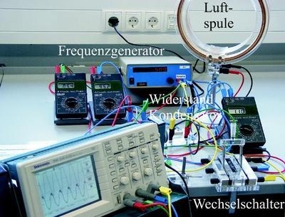 LP – Wechselstromwiderstände